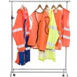 Colored Workwear — Stock Photo #4037343