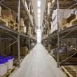 Warehouse — Stock Photo #4103451