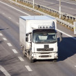 Truck on Highway — Stock Photo #4163515