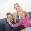 Mother and Children — Stock Photo #4175706
