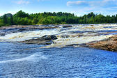 пейзаж водопада — Стоковое фото