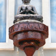 Medidating budha - Stock Photo