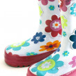 Royalty-Free Stock Photo: Rain boots