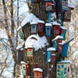 Nesting boxes — Stock Photo #4586501