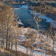Stock Photo: Neris river