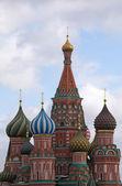 Kathedraal st. basils, rusland — Stockfoto