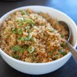 Fried rice — Stock Photo #4404007