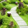 Royalty-Free Stock Photo: Garden Path