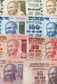 Indian Currency — Stock Photo