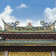 Buddhist Temple in Taiwan — Stock Photo