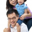 Asian family — Stock Photo #5288693