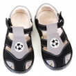 Baby atheletic footwear — Stock Photo