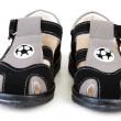 Baby atheletic footwear — Stock Photo #4010488