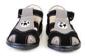 Chaussures de bébé atheletic — Photo