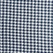 Stock Photo: Background from knitted black white fabrics