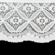 White lace — Stock Photo