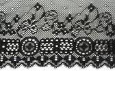 Decorative white lace — Stock Photo