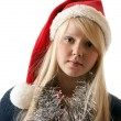 Beautiful young blonde in Santhat — Stock Photo #4569961