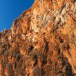 Stock Photo: Yellow Mountain