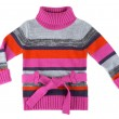 Royalty-Free Stock Photo: Striped sweater for children