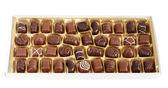 Scatola di cioccolatini — Foto Stock