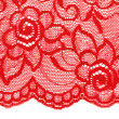 Decorative lace with pattern — Stock Photo #4961875