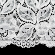 Stock Photo: White lace