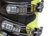 Clasps ski shoe — Stock Photo