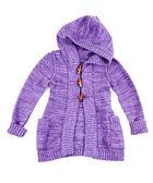 Junior purple spotted — Stock Photo