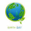 Earth Day — Stock Vector #4685599