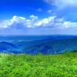 Mountainous landscape — Stock Photo