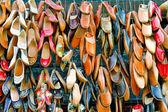 Oriental shoes — Stock Photo
