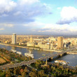 Cairo panorama - Stock Photo