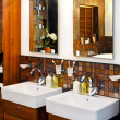 Wash basin — Stock Photo #3962945