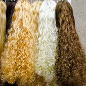 Wigs — 图库照片
