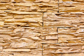 Brown tile wall — Stock Photo