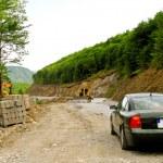 Road construction — Stock Photo #4064044