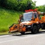 mantenimiento de carreteras — Foto de Stock