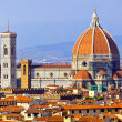 Florence cathedral Duomo — Stock Photo