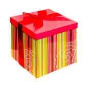 Straps box — Stock Photo
