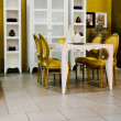 Dining room — Stock Photo #4123777