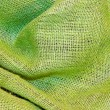 Stock Photo: Green sack