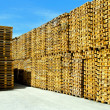 Wooden pallets - 