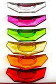 Planchas de color — Foto de Stock