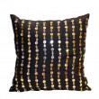 Foto Stock: Black pillow