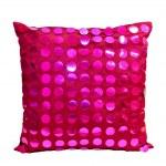 粉红色的枕头 — 图库照片