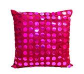 Pink pillow — Stock Photo
