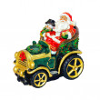 christmas car — Stock Photo