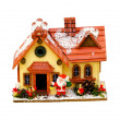 Christmas house — Foto de Stock