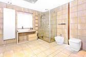 Intérieur de la salle de bain — Photo